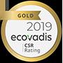 Ecovadis Gold 2017